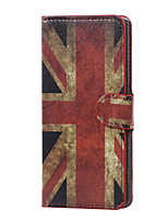 UK Flag Magnetic PU Leather wallet Flip Stand Case cover for Asus Zenfone Max ZC550KL