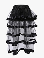 YUIYE® Plus size Sexy Women Slim Shape Waist Cincher Black Crystal Bracelet Dress Corset