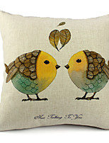 Linen Pillow Case,Novelty Others
