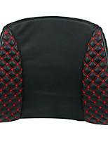 PU Leather Car Seat Back Ramdon Color