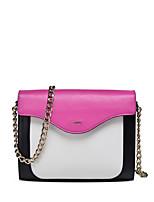 NAWO Women-Casual / Office & Career-Cowhide-Shoulder Bag-Pink-N238