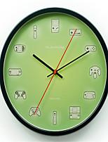 Simple Wall Clock 54