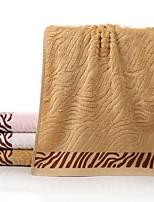 Serviette de bain-Fil teint- en100% Fibre de bambou-140*70cm(55