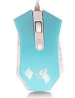 War Wolf 6D Wired Gaming Mouse 2400dpi for LOL/CF/DOTA
