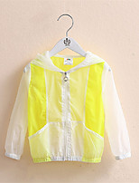 Summer Baby Girls Sun Protection Clothing Children Coats Full Sleeve Coat Girl's Baby Jackets Boys Outerwear