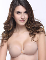 Newest Cup A/B/C Invisible Thicken Push Up Silicone Bra Breast With Rope Women