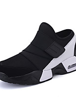 Men's Fashion Air Cushion Sneakers Slip on Athletics Breathable Sports Shoes