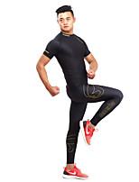 Corsa Top / Pantaloni / Set di vestiti/Completi / Tuta da ginnastica / Livelli Base / Completo di compressione / LeggingsPer donna / Per