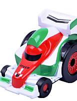 Dibang - New children's novel alloy spiral tension F1 car speed car (12 mixPCS)