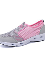 Women's Shoes Tulle Flat Heel Ballerina / Fashion Sneakers / Athletic ShoesWedding / Outdoor /
