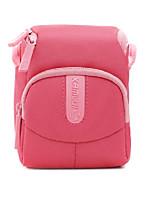 Lovely S Size Camera Case for Sony A6000/A5000/A5100/Nex5tl DSLR/Cam Bag 13*12*167 Pink