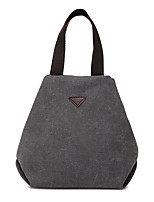 Women-Formal / Casual / Event/Party / Office & Career / Shopping-Canvas-Shoulder Bag-Beige / Blue / Gray