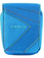 S Size Camera Case for Casio zr1000/zr1200/rx100  7.5*3*9 Blue