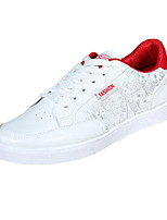 Men's Shoes Casual PU Fashion Sneakers Black / Blue / Red