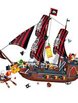 simulation jouet bateau pirate
