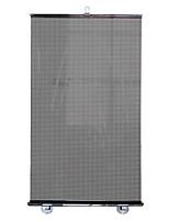 40 * 125cm puntos retráctiles anti-ultravioleta del sol sombrilla de aislamiento