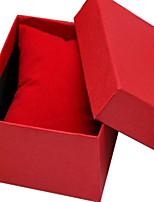 regarder et boîte d'emballage de bijoux cadeau