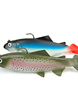 1pc Soft Big Sea Lead Fishing Lure 19cm 137g Soft Plastic Fishing Equipment