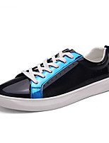Men's Shoes Casual PU Fashion Sneakers Blue / Yellow / Red