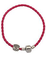 European And American Fashion Hemp Rope Beaded Bracelet