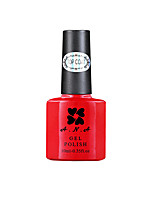 1 PCS  ANA  UV  Top Coat Gel Nail Polish Gel Polish LED UV Lamp 10ML Nail Gel