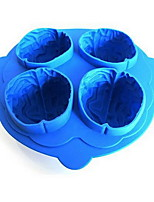 DIY Brain Ice Mold(1 PCS Random Color)