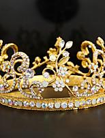 נזרים כיסוי ראש נשים חתונה / אירוע מיוחד קריסטל / סגסוגת חתונה / אירוע מיוחד חלק 1