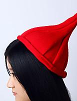 Women Casual Pure Wool Twist Warm Hedging Hat