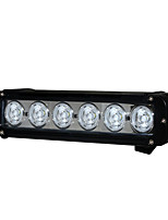 1PCS Mining Truck LED Light Bar 16'' 60W CREE LED Light Bar Super Bright Truck LED Light Bar