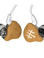 originale TFZ series1 sport bois chambre double écouteurs hifi, pleine basse fréquence chaude et profonde
