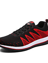Men's Shoes EU39-EU47 Casual/Travel/Running Fashion Sneakers Tulle Leather Shoes Plus Size