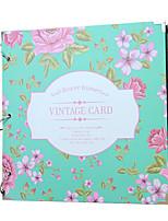 16 inch 30pcs sidekicks black card diy photo album Manual series Creative photo album