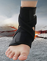 1 PC XINTOWN Elastic Adjustable Nylon Ankle Brace Support with Straps for Pain Relief