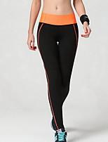 Carrera Prendas de abajo Mujer Transpirable / Compresión / Suave Running Deportes Otros