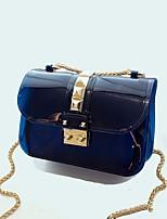 Lady's Clear PVC Transparent Candy Small Bag Tote Clear Beach Handbag Bucket Satchel Shoulder Bag Beach Bag