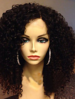 150% Density Wholesale Virgin Brazilian Kinky Afro Wigs Afro Kinky Curly Full Lace Wigs Human Hair For Women