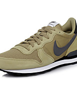 Nike Internationalist Men's Sneaker Running Shoes Tulle Black / Gray / Tan