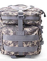 35 L Backpack Camping & Hiking Outdoor Multifunctional Assorted Colors Oxford N/A