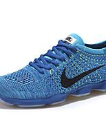 Zapatos Running Tul / Tejido Negro / Azul / Gris / Multicolor Hombre