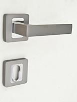Door Handle Sets, Door Levers, Black And Chrome Plating