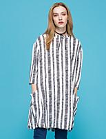 Europrimo® Women's Round Neck 1/2 Length Sleeve Above Knee Dress-EUFCZ630