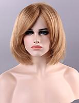 corta el cabello humano sin tapa pelucas rectas destacados 9 para elegir