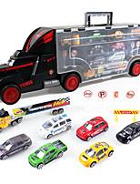 Dibang -1813 Children's toy car Advanced portable car with alloy car model toy car 7 (2PCS)