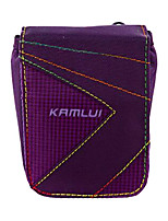 S Size Camera Case for Casio zr1000/zr1200/rx100  7.5*3*9 Purple