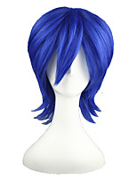 VOCALOID-KAOTO Blue 14inch Anime Cosplay Wig CS-009A
