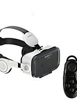 Xiaozhai bobovr Z4 virtuales gafas de realidad 3d auricular Google cartón con el controlador de auriculares bluetooth +