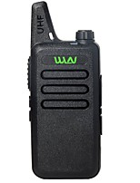 WLN KD-C1 Walkie Talkie UHF 400-470 MHz MINI-handheld transceiver two way Ham Radio communicator