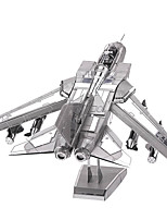3D Puzzles Metal Puzzles For Gift  Building Blocks Model & Building Toy Fighter 14 Years & Up Toys
