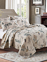 3PC Quilt Sets Full Cotton Shell Pattern 90