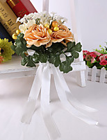 Wedding Flowers Round Roses / Peonies Bouquets